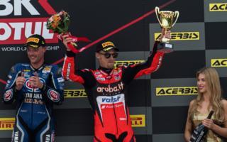 Ducati in Brno race 2