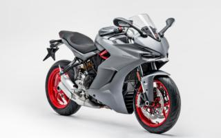 The SuperSport is based on the look