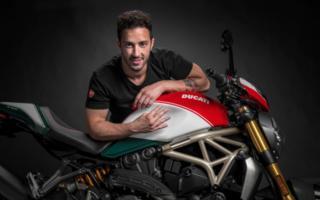 Ducati presents the Monster 1200 25th Anniversary