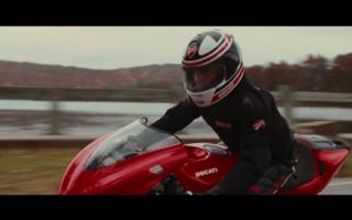 La Ducati in the movies