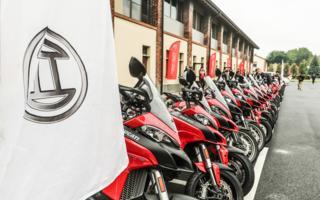 Bosch e Ducati: la partnership all'insegna della sicurezza continua anche al WDW 2018