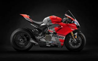 """At auction on eBay the twelve Panigale V4 of the """"Race of Champions"""""""