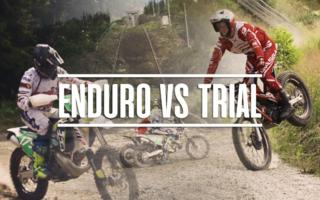 Enduro VS Trial