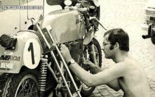 The myth of Laverda
