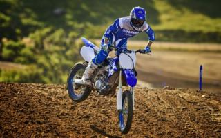 PREVIEWS YAMAHA YZ