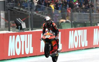 KTM MAKES HISTORY IN VALENCIA: FIRST PODIUM IN MOTOGP AND VICTORIES IN MOTO2 AND MOTO3