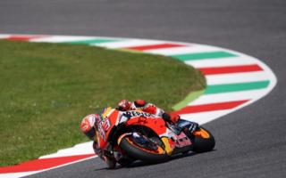 Italian Grand Prix - FP3: Marquez leaves the den
