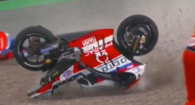 FALLED BY SACHSENRING