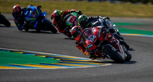 GP di Francia: Dovizioso e Petrucci rispettivamente quinto e sesto nelle prove libere del venerdì a Le Mans
