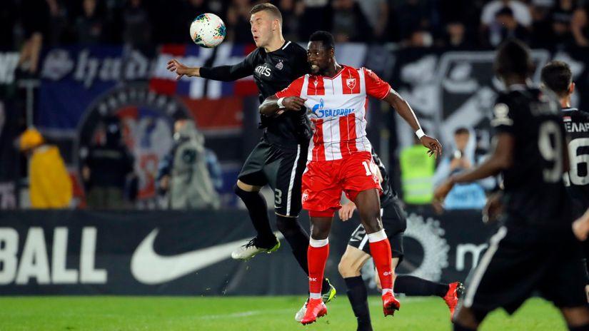 UEFA potvrdila: Zvezda će morati kroz dva meča plej-ofa, Partizan samo kroz jedan!