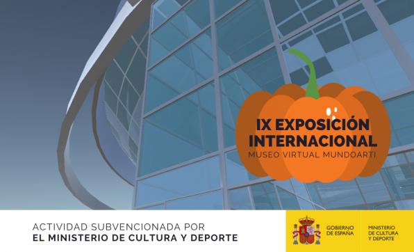 """IX Exposición Internacional """"Museo Virtual MundoArti"""""""