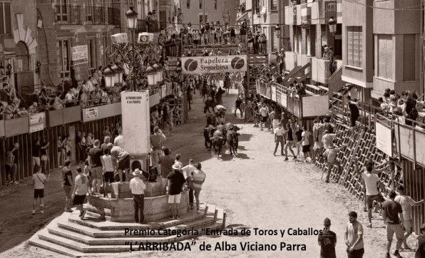 CONCURSO DE FOTOGRAFÍA TAURINA Y FIESTAS DE SEGORBE