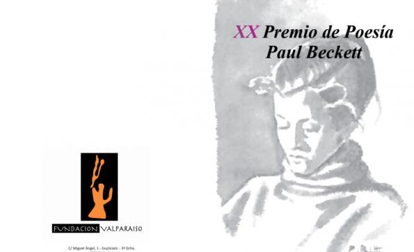 """PREMIO DE POESÍA """"PAUL BECKETT"""""""