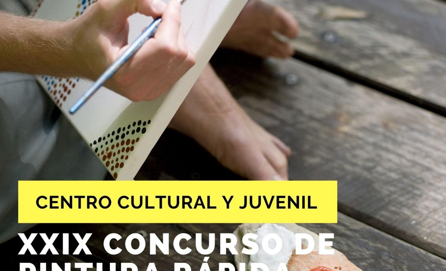 """XXIX CONCURSO DE PINTURA RÁPIDA """"MEMORIAL PEPE BELTRÁN"""""""