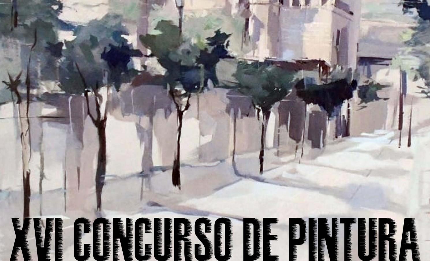 """XVI Concurso de Pintura Rápida """"Villa de Osuna"""" 2021"""