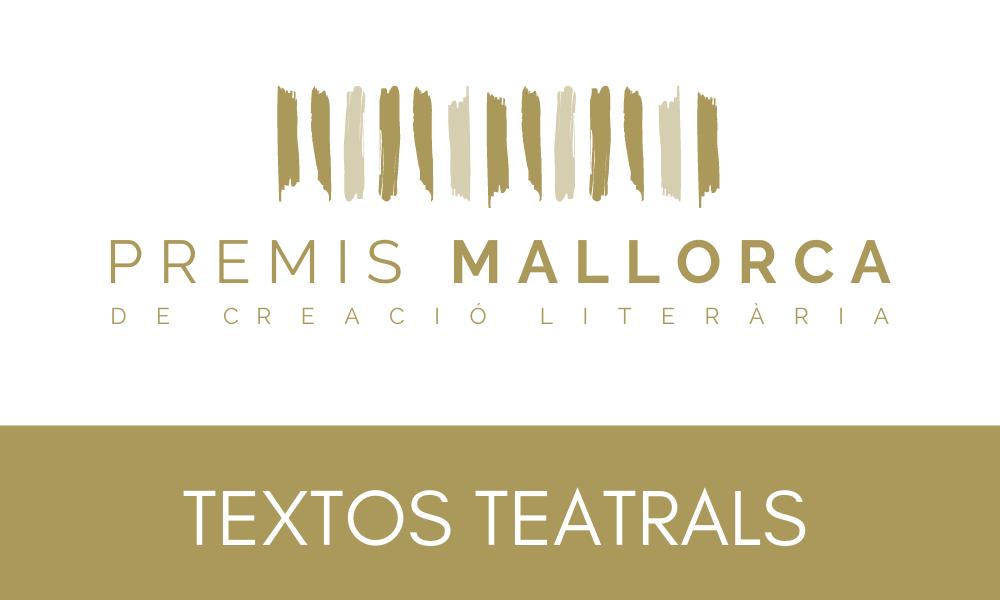 PREMI MALLORCA DE TEXTOS TEATRALS 2021
