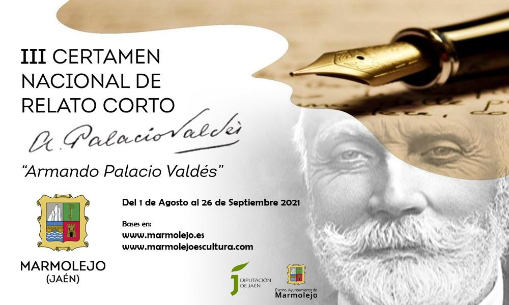 CONCURSO NACIONAL DE RELATO CORTO ARMANDO PALACIO VALDÉS 2021