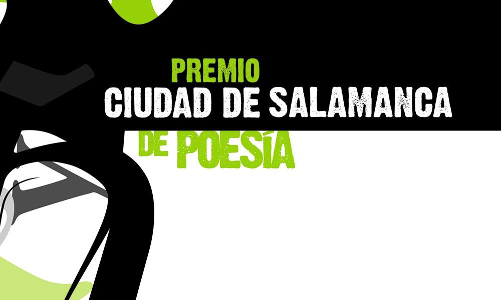 PREMIO CIUDAD DE SALAMANCA DE POESÍA 2020