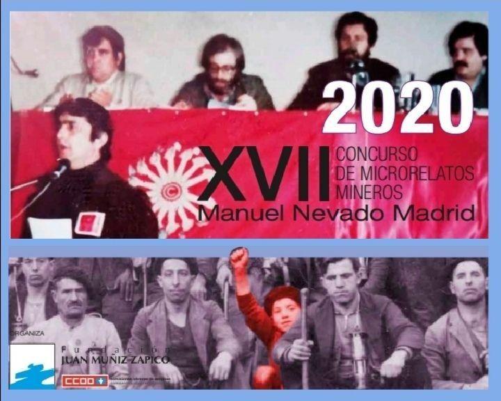 Concurso de relatos breves mineros Manuel Nevado Madrid