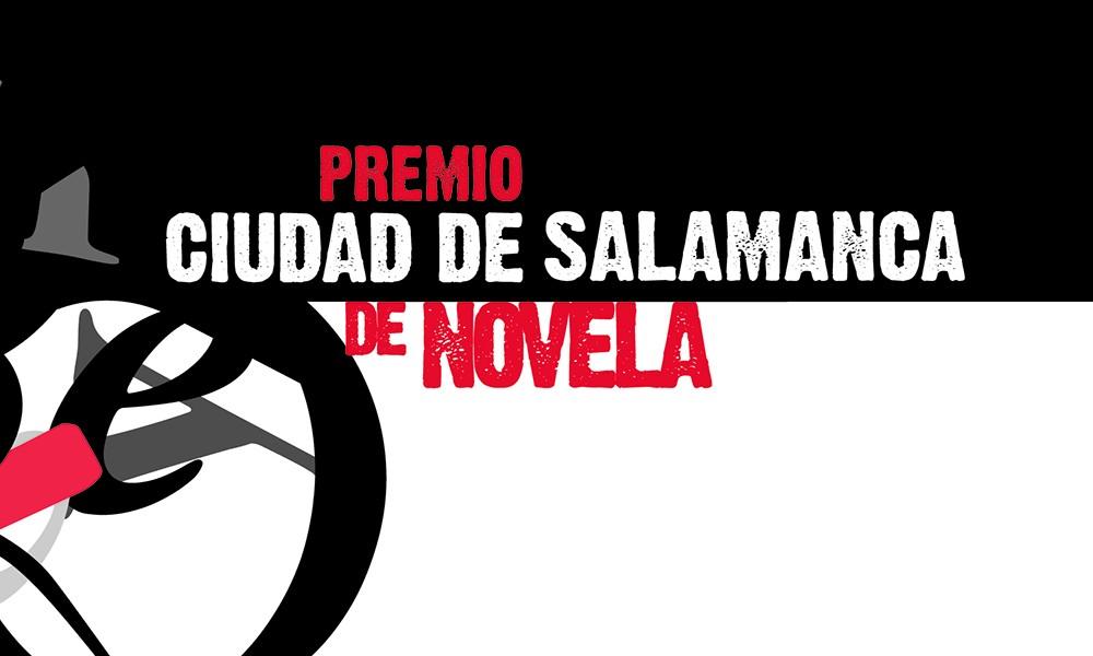 PREMIO CIUDAD DE SALAMANCA DE NOVELA 2020