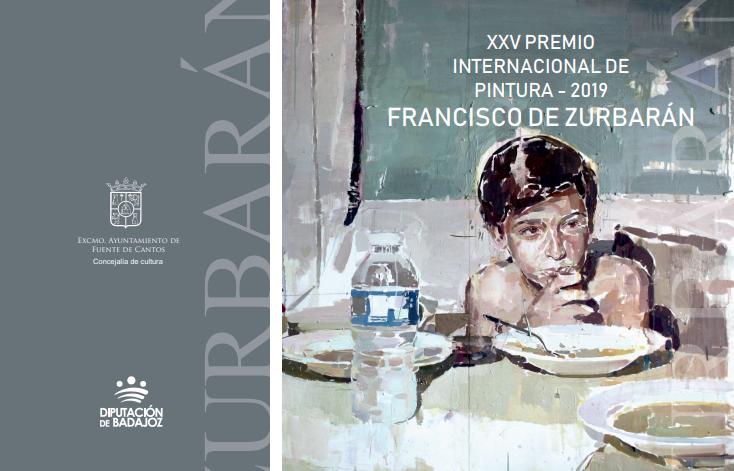 XXV PREMIO INTERNACIONAL DE PINTURA - 2019 FRANCISCO DE ZURBARÁN