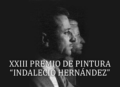 XXIII PREMIO DE PINTURA INDALECIO HERNÁNDEZ