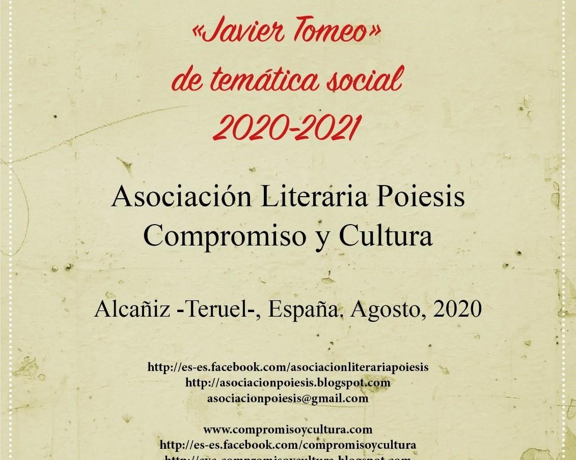 VII Certamen de Microrrelatos «Javier Tomeo» de temática social 2020-2021