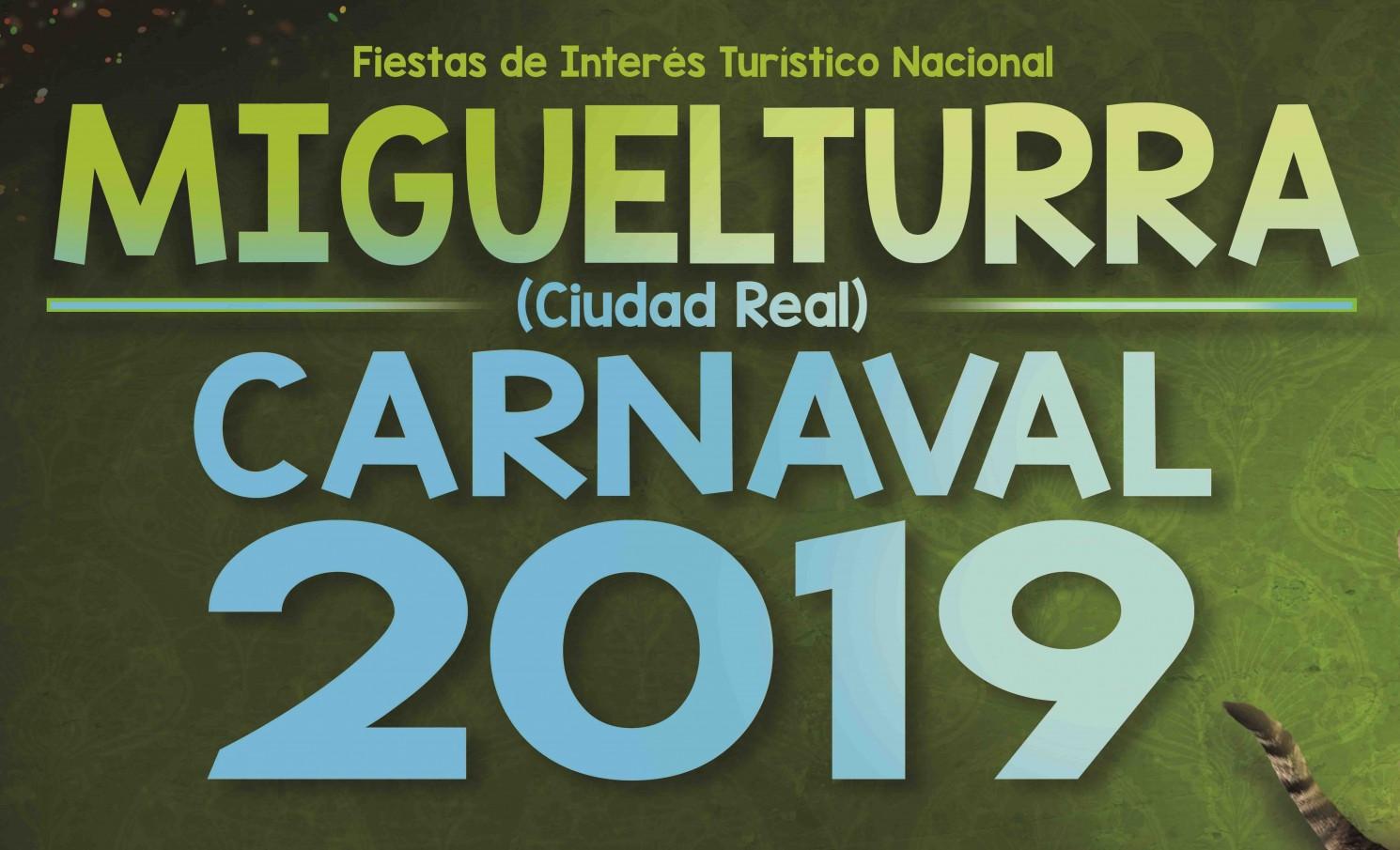 CONCURSO PARA LA ELECCIÓN DEL CARTEL ANUNCIADOR DE LOS CARNAVALES 2020