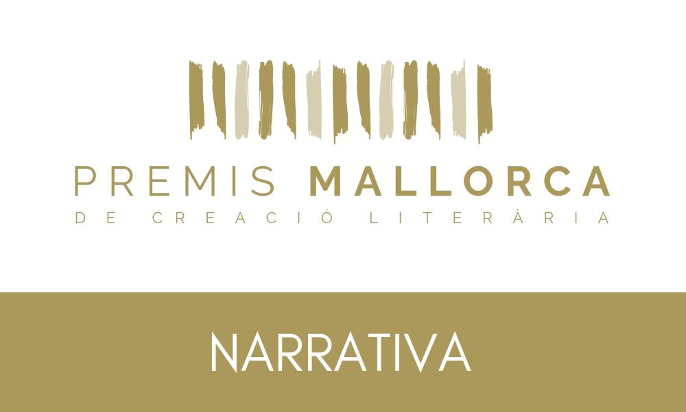 PREMI MALLORCA DE NARRATIVA 2021