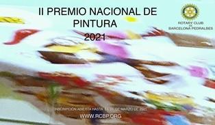 II Premio Nacional de Pintura 2021