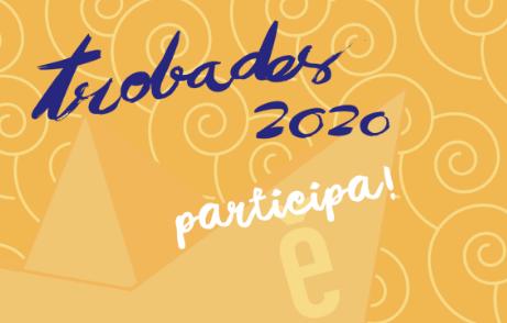 Concurs de Cartell – Trobades 2020