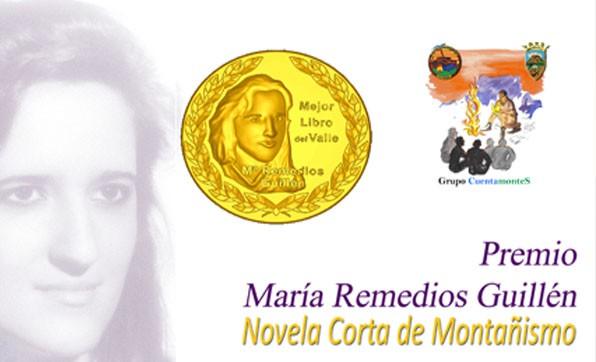 Certamen Cuentamontes: Novela Corta de Montaña - Premio María Remedios Guillén