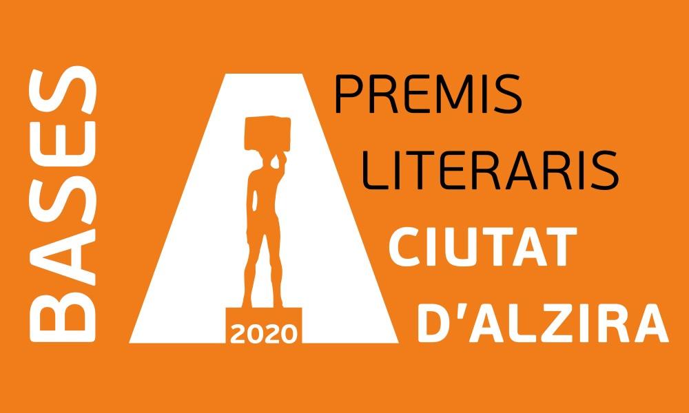 XXXII PREMI DE NOVEL·LA CIUTAT D'ALZIRA
