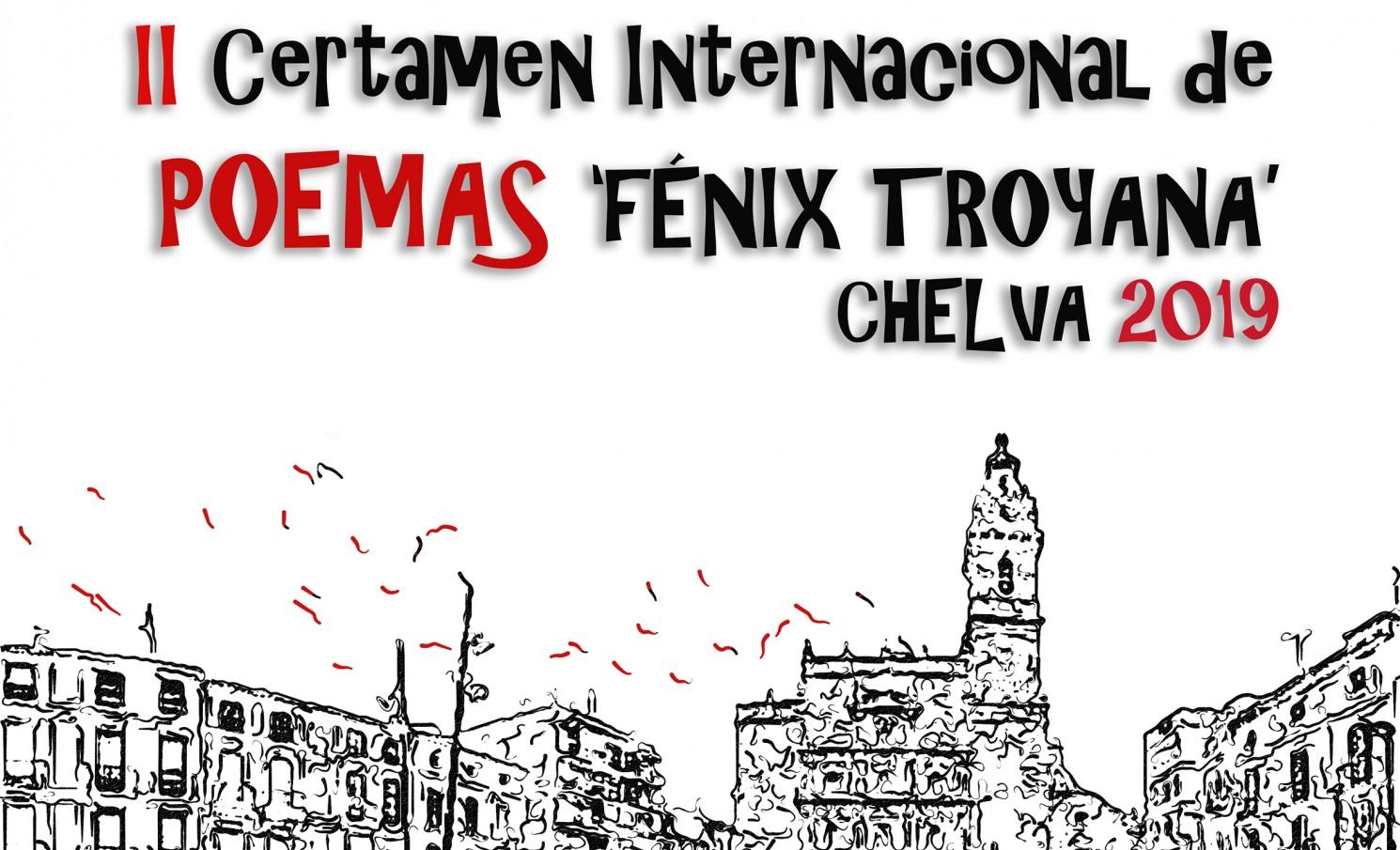 """II CERTAMEN INTERNACIONAL DE POEMAS """"FÉNIXTROYANA"""" 2020"""