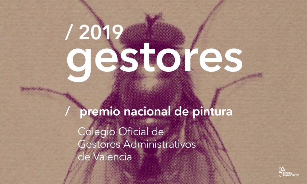 Premio Nacional de Pintura GESTORES 2019