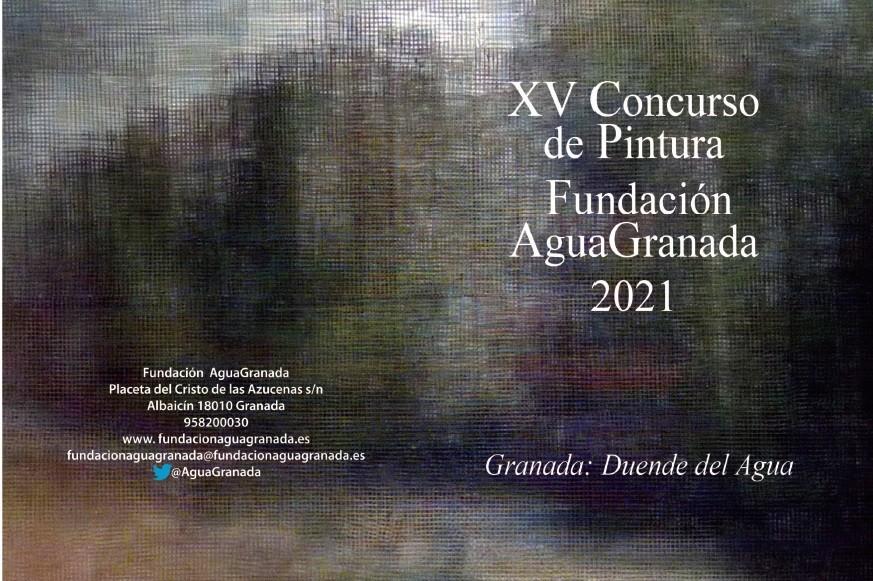 XV CONCURSO DE PINTURA AGUA GRANADA 2021
