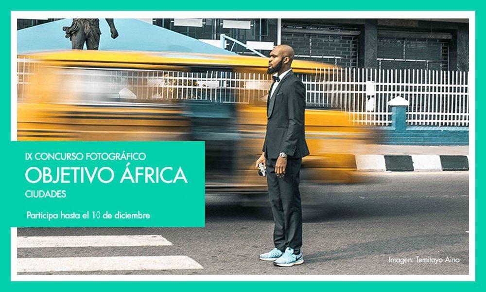 "IX CONCURSO FOTOGRÁFICO ""OBJETIVO ÁFRICA"""