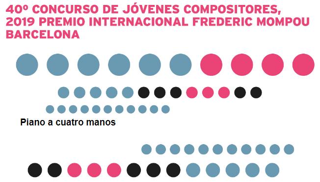Concurso de Jóvenes Compositores Premio Internacional Frederic Mompou