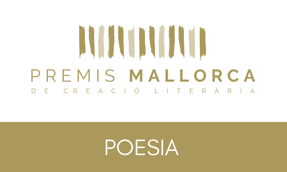 PREMI MALLORCA DE POESIA 2021