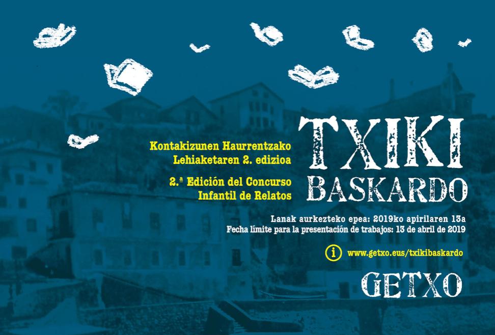 II Edición del Concurso infantil de relatos «Txiki Baskardo».