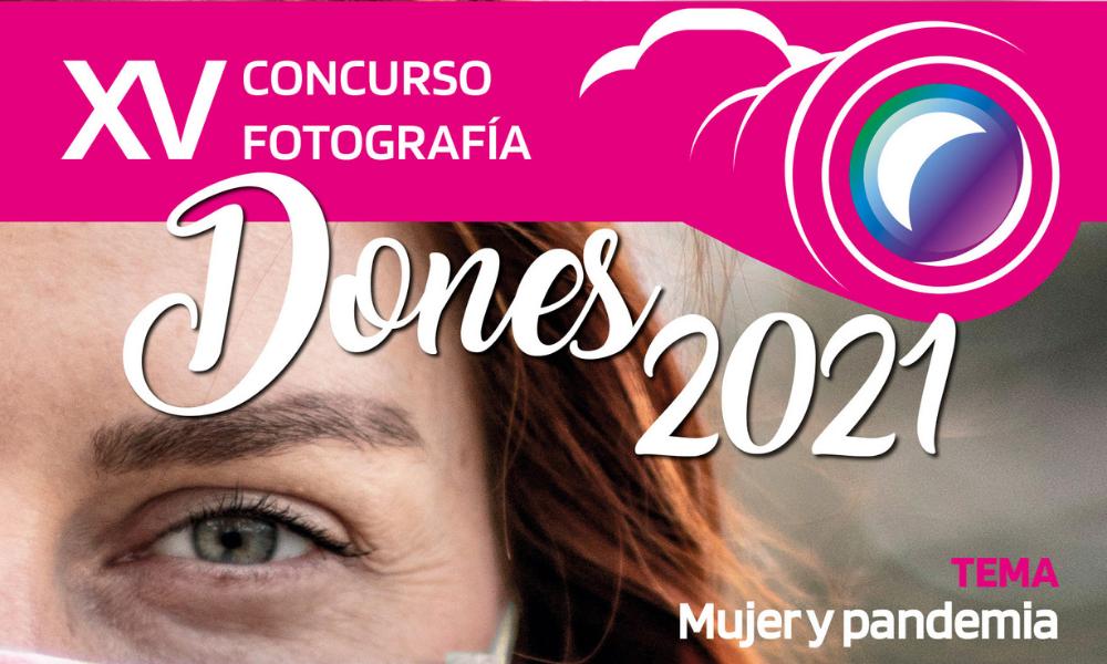 XV CONCURSO FOTOGRÁFICO CON MOTIVO DEL DÍA INTERNACIONAL DE LA MUJER 2021