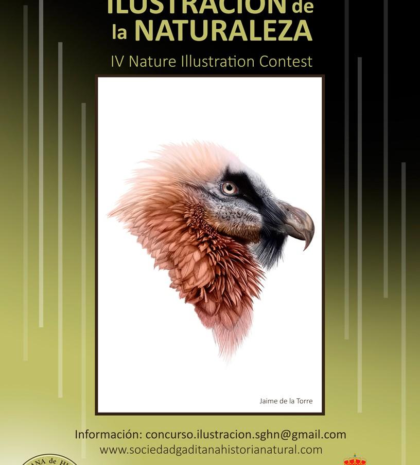 IV Concurso Ilustración de la Naturaleza