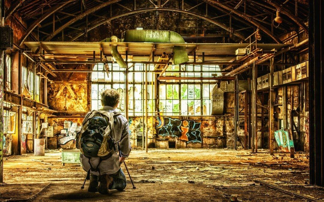 XVIII Certamen Internacional de Fotografíasobre Patrimonio Industrial. INCUNA 2021