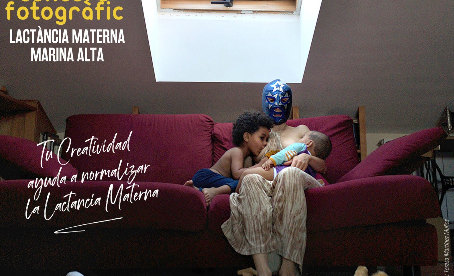 XXV Concurso fotográfico Lactancia Materna Marina Alta 2021