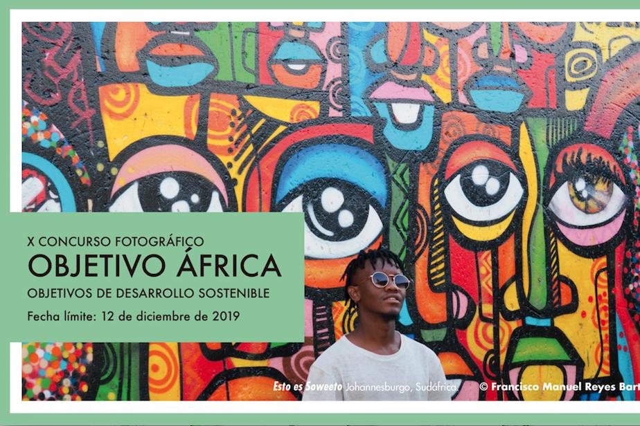 X CONCURSO FOTOGRÁFICO OBJETIVO ÁFRICA