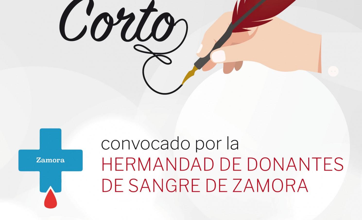 VI CERTAMEN DE RELATO CORTO HERMANDAD DE DONANTES DE SANGRE
