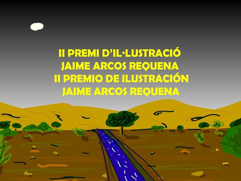 II PREMI D'IL·LUSTRACIÓ JAIME ARCOS REQUENA