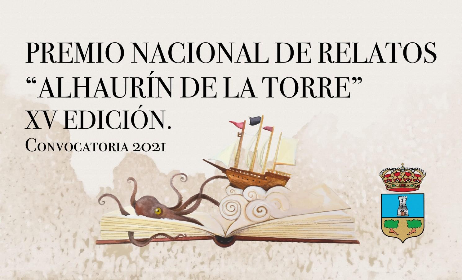 "XV PREMIO NACIONAL DE RELATOS ""ALHAURÍN DE LA TORRE"" 2021"