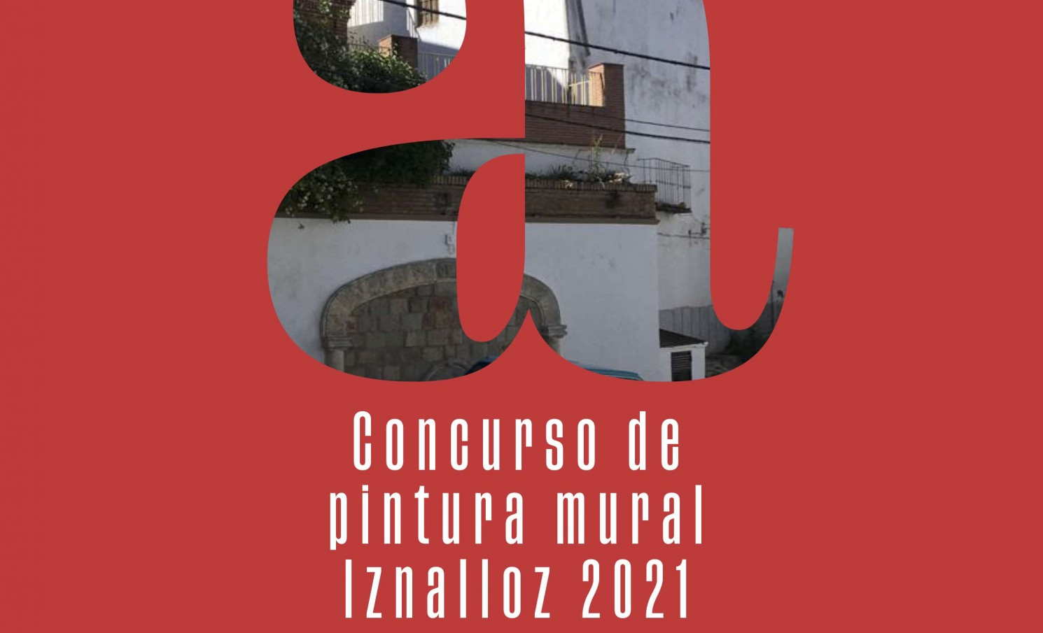 I Concurso de pintura mural de Iznalloz