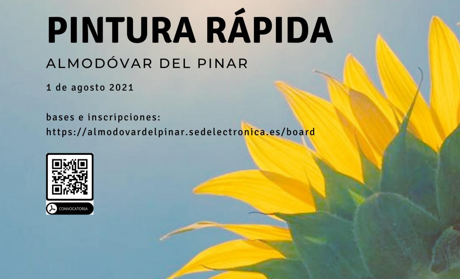 """I CERTAMEN DE PINTURA RÁPIDA """"PATRIMONIO EN LA ESPAÑA VACIADA"""""""